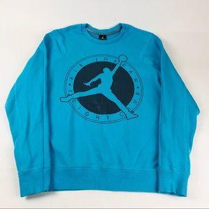 Nike Air Jordan Pullover Sweater Men XL Jumpman